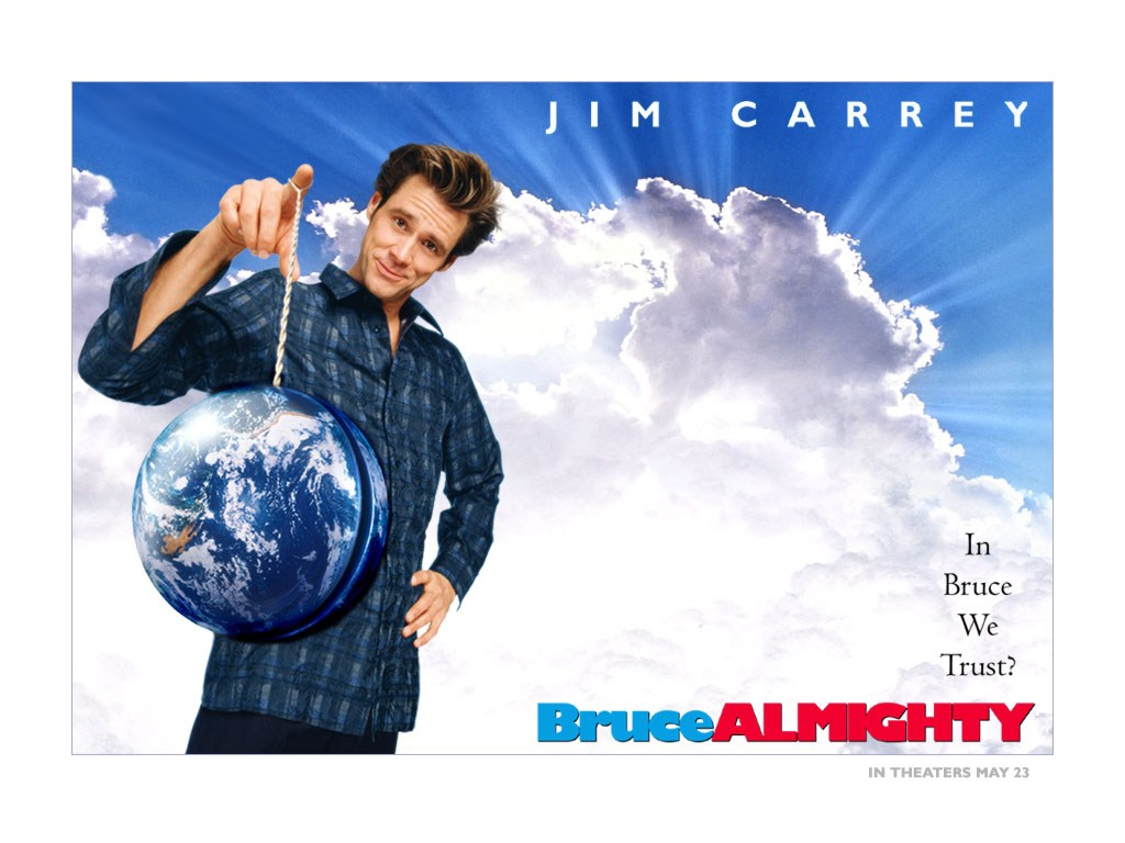 Image result for bruce almighty