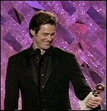 Jim Carrey wins Best Actor in a Comedy or Musical