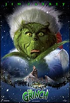 The beautiful new Dr. Seuss' How The Grinch Stole Christmas Poster