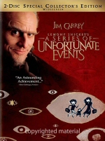 Lemony Snicket DVD