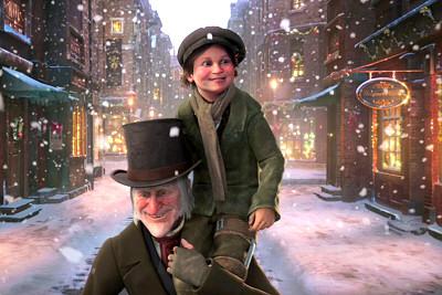 """""""A Christmas Carol"""" Trailer #1"""
