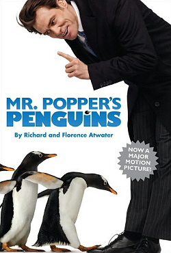 Mr. Popper's Penguins - Movie Tie-In